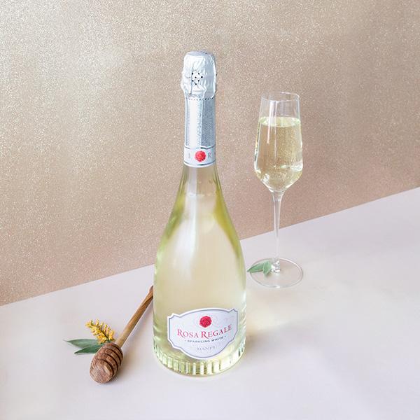 Sparkling White bottle
