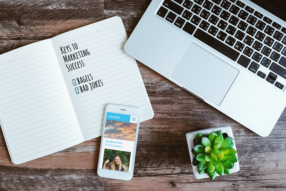 What We Learned: My Creative Agency Internship | Catchfire Creative