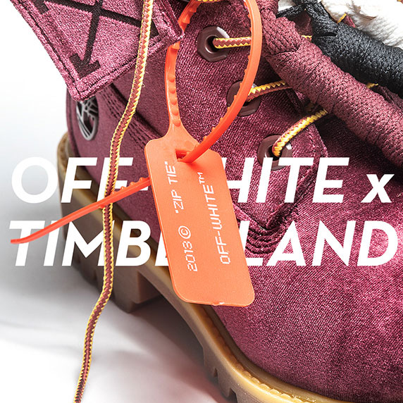 Timberland x Off-White