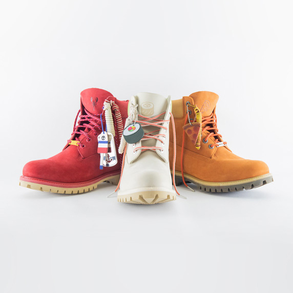 Timberland Food Truck Boots