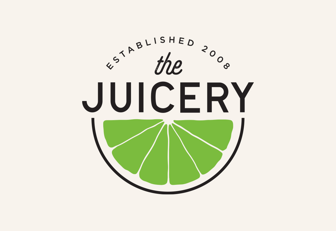 full color juicery logo