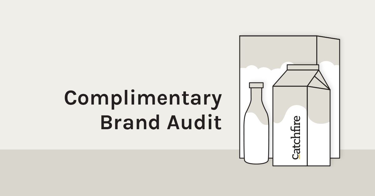 Complimentary D2C Brand Audit by Catchfire