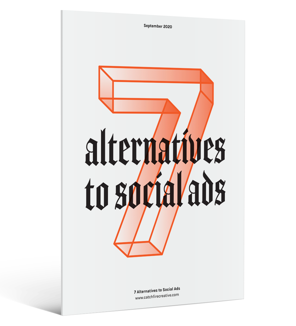 7 Alternatives to Social Ads