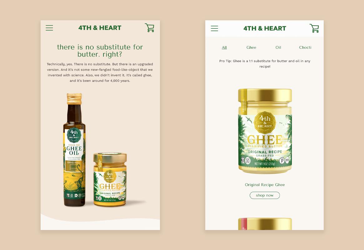 4th & Heart Mobile Designs
