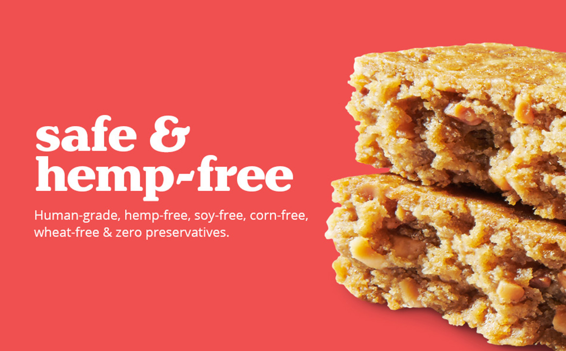 safe and hemp-free